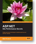 Book: ASP.NET Site Performance Secrets